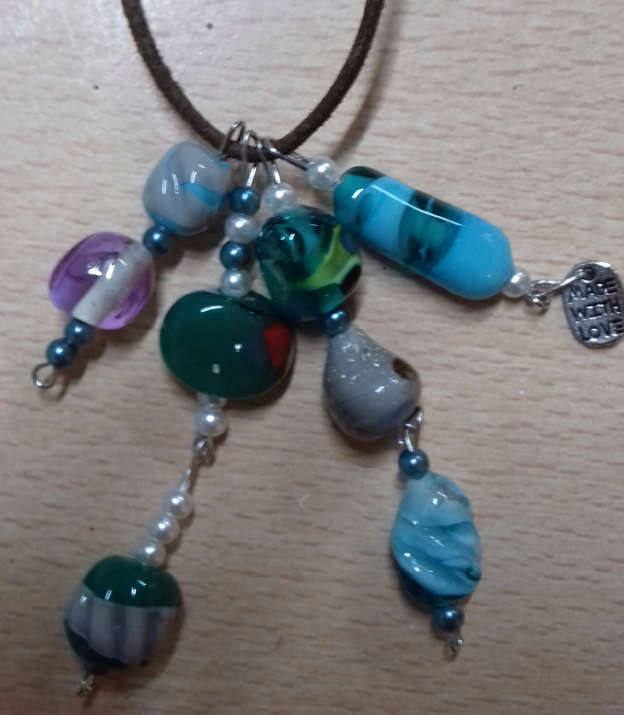 glas ketting workshop